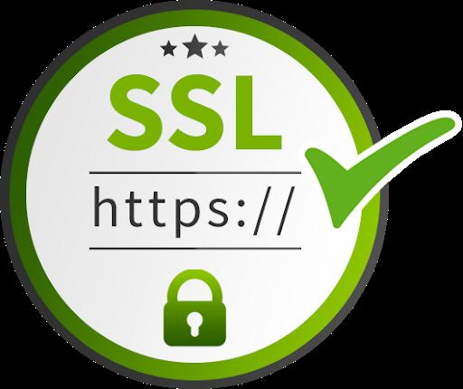Secure SSL Website